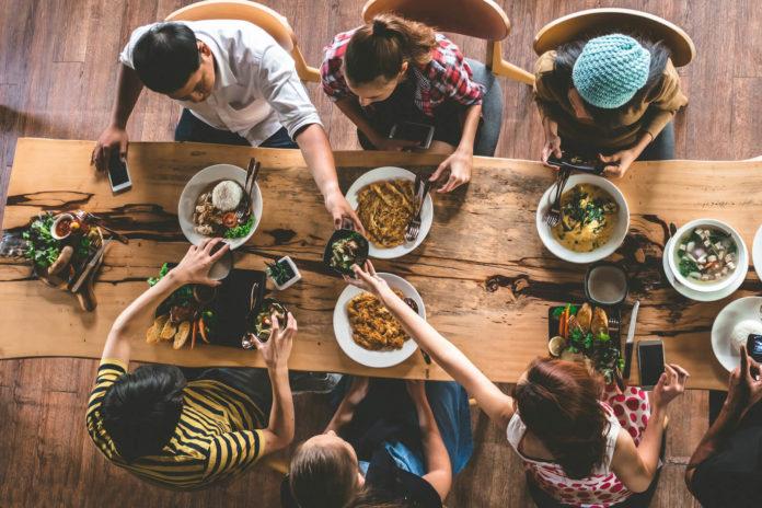 Fællesspisning i København