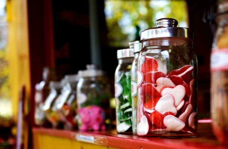 Vegansk slik og andre søde sager
