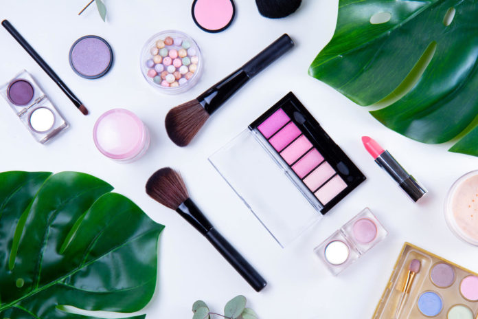 Vegansk makeup