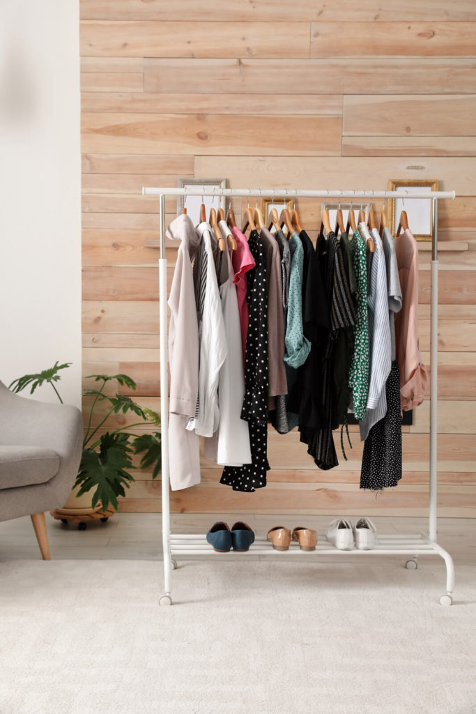 bæredygtig garderobe